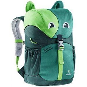Детский рюкзак Deuter Kikki (темно-зеленый)
