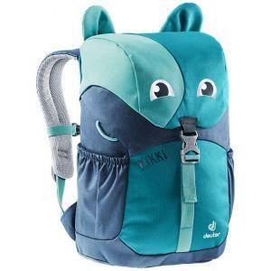 Детский рюкзак Deuter Kikki (сине-зеленый)
