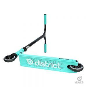 Трюковой самокат District C-Series Complete C050 Mint-Black