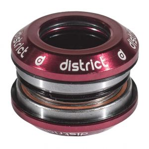 Рулевая система District S-Series Head Integrated Red