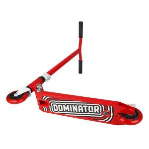Трюковой самокат Dominator Scout Red Red