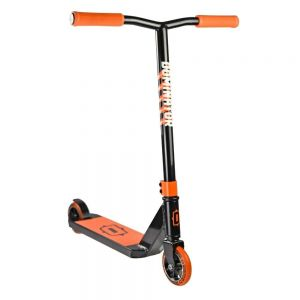 Трюковой самокат Dominator Trooper Complete Scooter Black-Orange