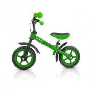 Беговел Milly Mally Dragon T с тормозом (зеленый)
