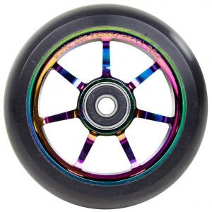 Колесо для трюкового самоката Ethic Incube 100mm Pro Scooter Wheel (Rainbow)