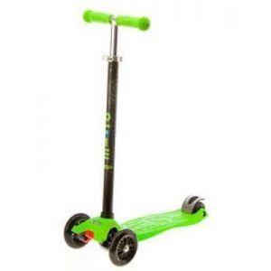 Самокат Maxi Micro Green T (зеленый)