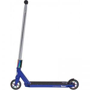 "Трюковой самокат Flavor Essence 4.5"" V2 Pro Scooter Blue Neo"