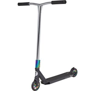 "Трюковой самокат Flavor Essence 4.5"" V2 Pro Scooter Black Neo"