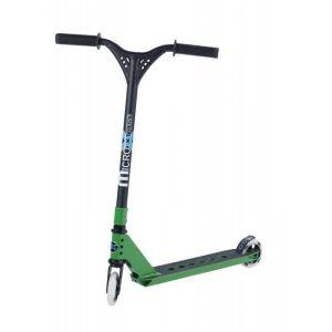 Самокат трюковой Micro MX Trixx green (зеленый)