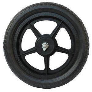 """Колесо для беговела Frutti Wheel 12"""" (черный)"""