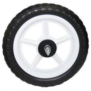 """Колесо для беговела Frutti Wheel 12"""" (белый)"""