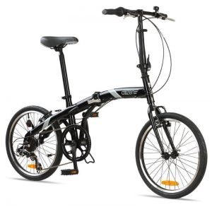 "Велосипед складной Seoul Citizen 20"" 6-speed Folding Cruiser (black)"