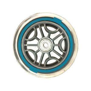 Колесо Globber оригинальное, с подшипниками (120 мм, синий)