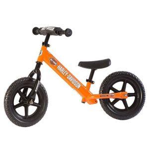 Беговел Strider Sport Custom Harley-Davidson (оранжевый)