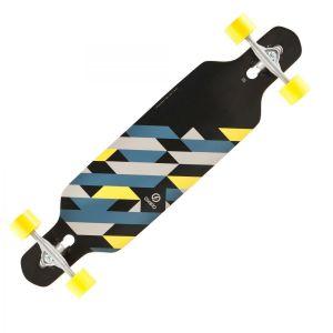 Скейтборд LONGBOARD DROP BEGGINER OXELO 38''