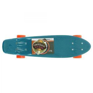 Скейтборд OXELO CRUISER YAMBA (бирюзовый)