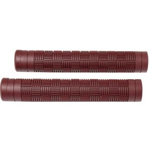Грипсы Hella Grip Broadway Pro Scooter Grips (maroon)