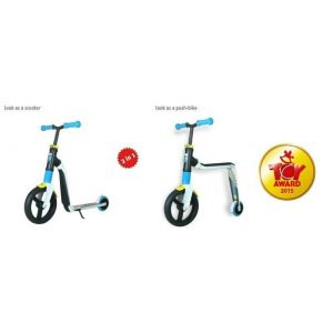 Самокат-трансформер Scoot&Ride Highway Freak 2в1 (голубой)