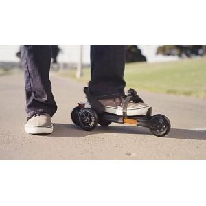 Роликовые коньки Cardiff Skate S1 (черный)
