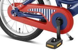 Велосипед Puky ZL 18-1 ALU Capt'n Sharky (темно-синий)