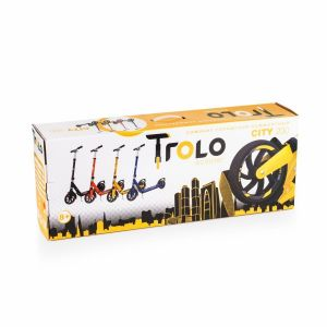 Самокат Trolo City 200 (желтый)