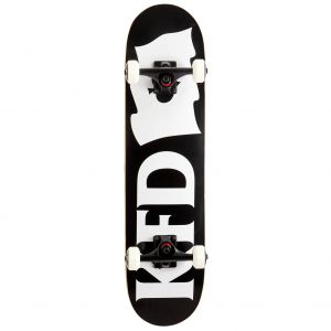 "Скейтборд KFD Young Gunz Complete Skateboard 31.5"" Flagship Black"
