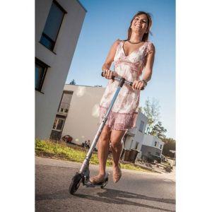 Самокат Micro Flex Lady (серый)