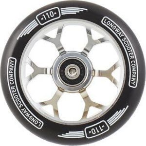 Колесо Longway Precinct 110mm Pro Scooter Wheel Chrome