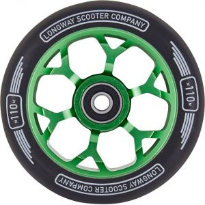 Колесо Longway Precinct 110mm Pro Scooter Wheel Green