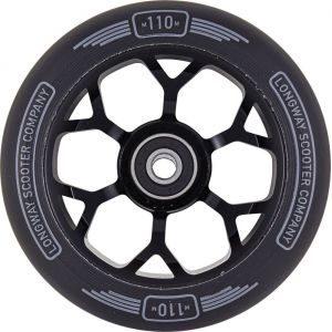 Колесо Longway Precinct 110mm Pro Scooter Wheel Black