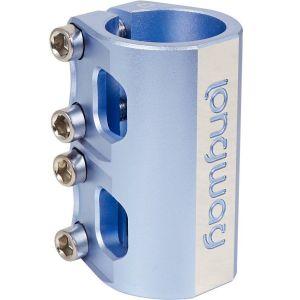 Зажим Longway Quattro SCS Clamp (Blue)