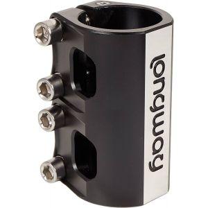 Зажим Longway Quattro SCS Clamp (Black)