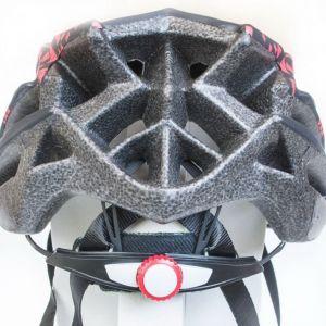 Шлем защитный Lynx Livigno (черный)