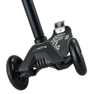 Самокат Maxi Micro Deluxe Black Grey (черный)