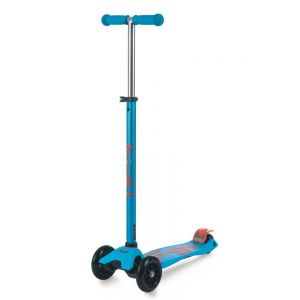 Самокат Maxi Micro Deluxe Caribbean Blue T (голубой)