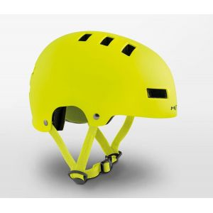Шлем защитный Met Yoyo yellow (желтый)