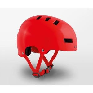 Шлем защитный Met Yoyo red (красный)