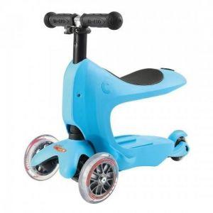 Самокат Micro Mini2Go Blue (голубой)