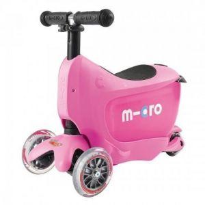 Самокат Micro Mini2Go Pink (розовый)