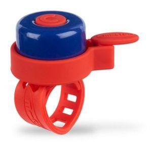 Звонок для самоката Micro Red-Blue