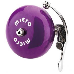 Звонок для самоката Micro Metall Purple