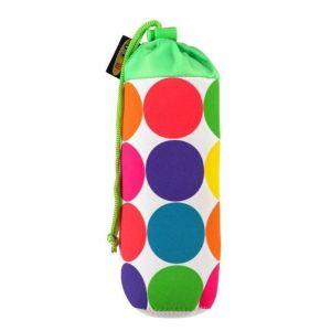 Держатель для бутылки Micro Neon Dots
