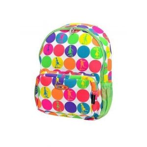 Рюкзак для самоката Micro Neon Dot