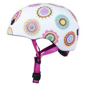 Шлем защитный Micro Doodle Dot