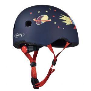 Шлем защитный Micro Rocket matt LED