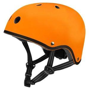 Шлем защитный Micro Orange Matt