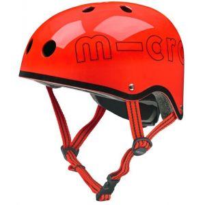 Шлем защитный Micro Glossy Red