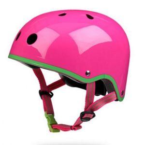 Шлем защитный Micro Neon Pink