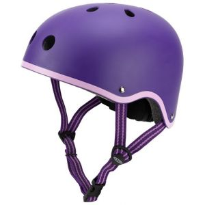 Шлем защитный Micro Purple