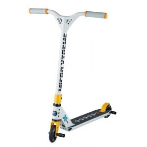 Самокат трюковой Micro MX Trixx 2.0 Grey/Yellow