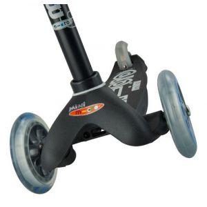 Самокат Mini Micro Deluxe Black (черный)